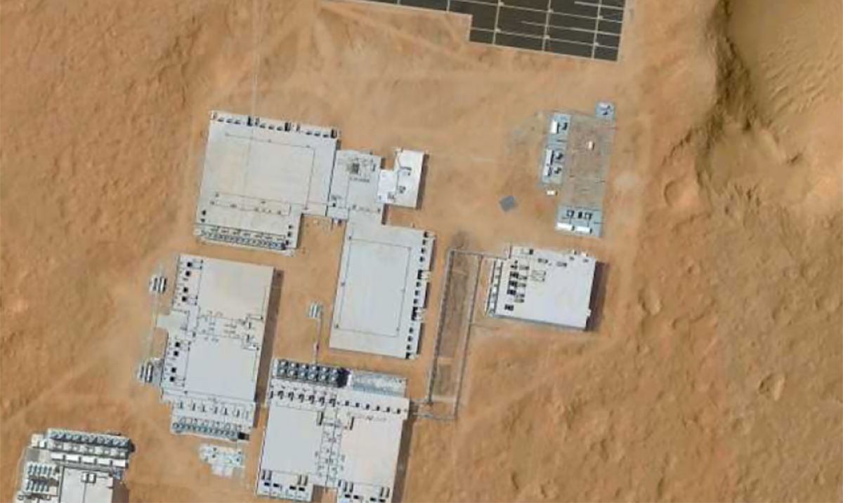 What On Earth….Errr, Mars is That? Google Earth's View of Mars Reveals Mysterious Base on Mars