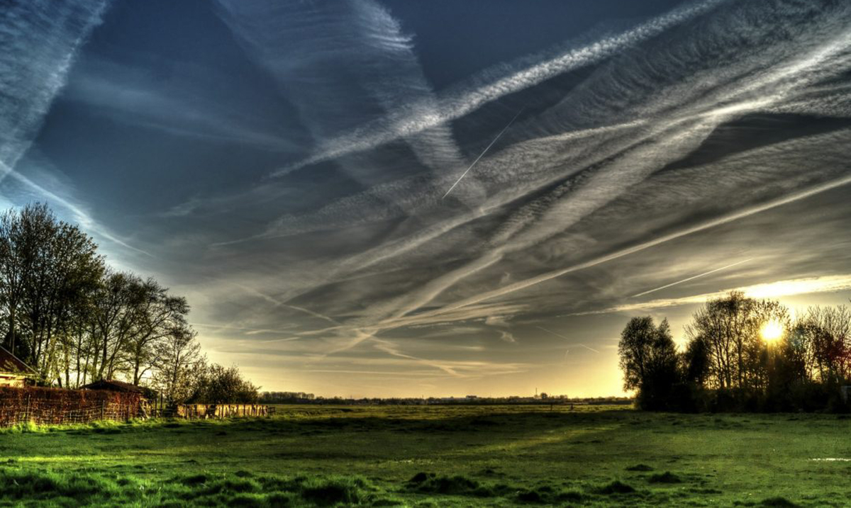 Climate Change Expert Warns About the Dangers of Geoengineering During a U.N. Sponsored Event