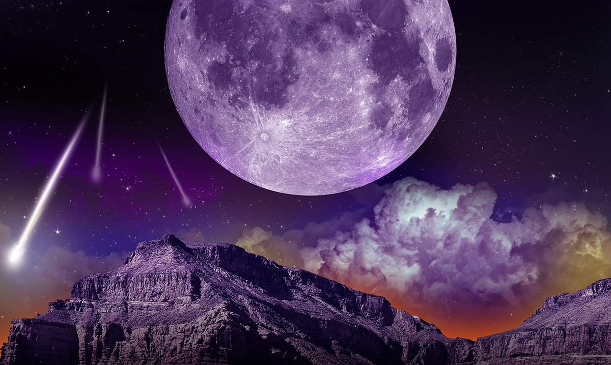 How the Upcoming Full Flower Moon Will Affect You And Your Mood This Week