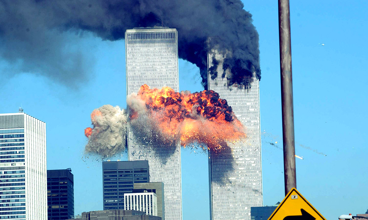 Heartbreaking Footage Of 9/11 Taken By A Student Has Now Resurfaced
