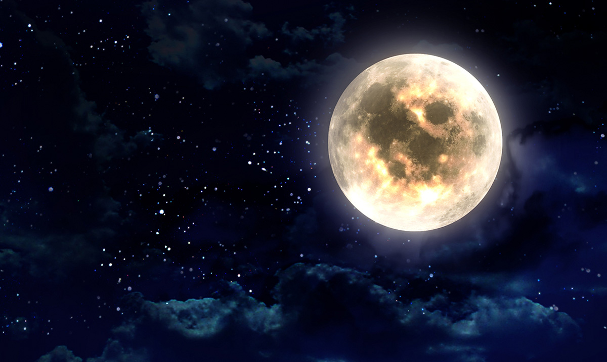 How Tonight's Full Moon In Sagittarius Has Great Fortune In Store For Us All