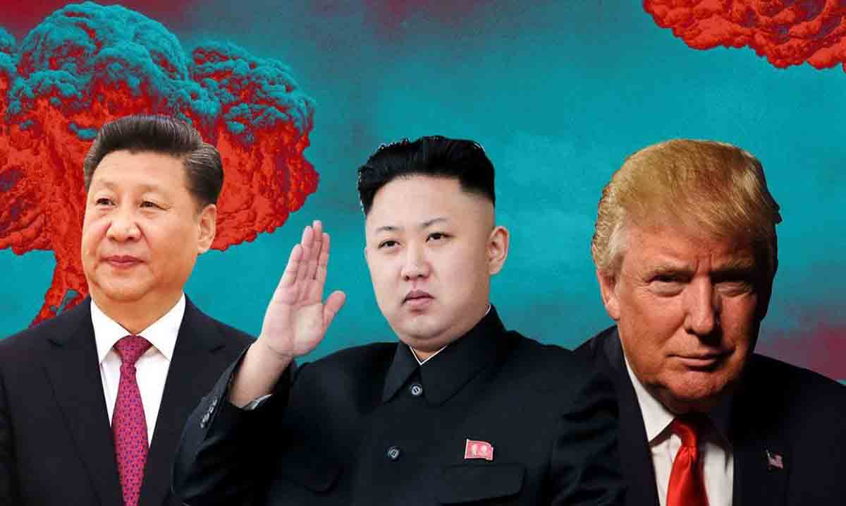 North Korea Says That 'False Claims' From the US Are Threatening Peace
