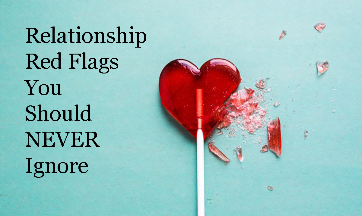 relationship red flags list
