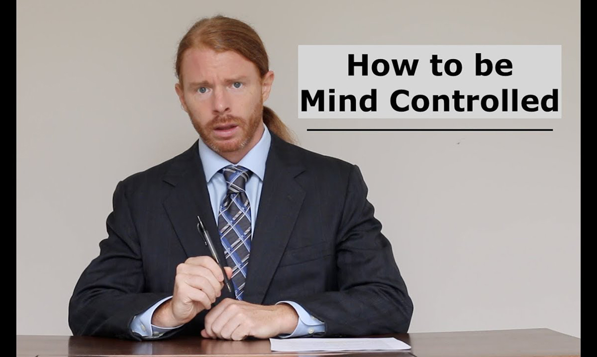 Internet Sensation Brings Media Corruption to The Light In Hilarious Video 'How to Be Mind Controlled'