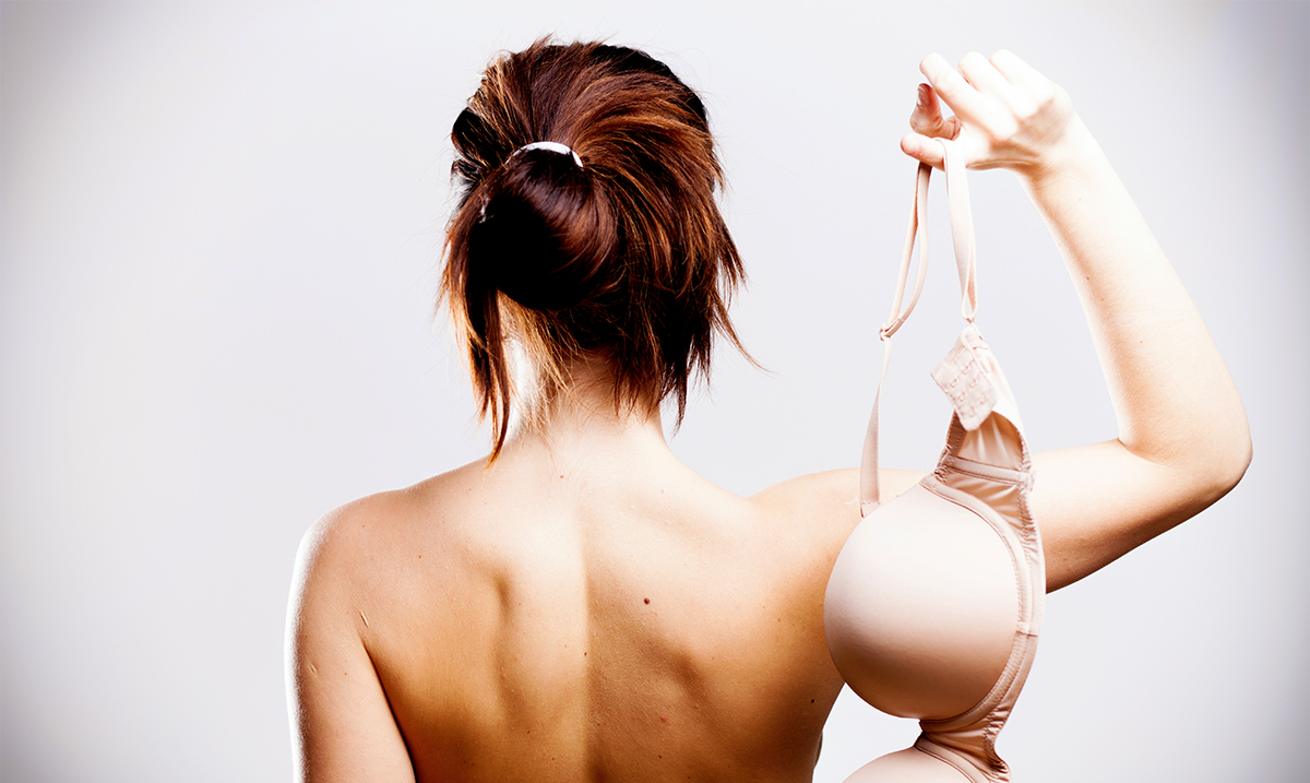 If You Still Wear A Bra While Sleeping, Read This!