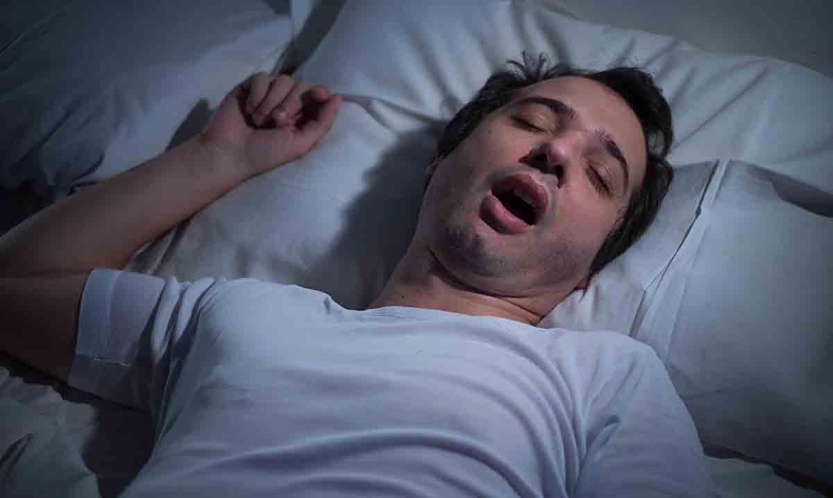 Heavy Snoring Could Be Weakening Your Skull