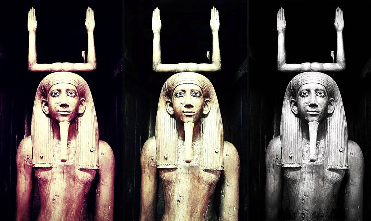 According to Ancient Egypt, There Are 9 Parts of the Human Soul