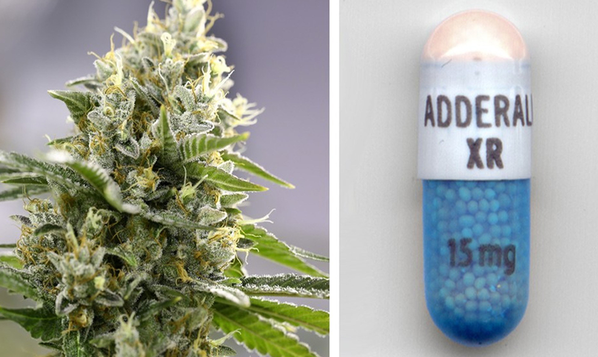 Groundbreaking Research Discovers that Cannabis Treats ADHD Better Than Adderall