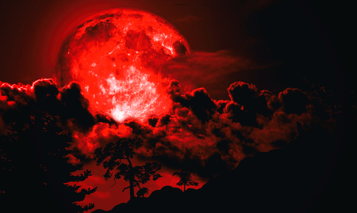 Blood Moon Ritual For Clearing and Manifesting July 2018