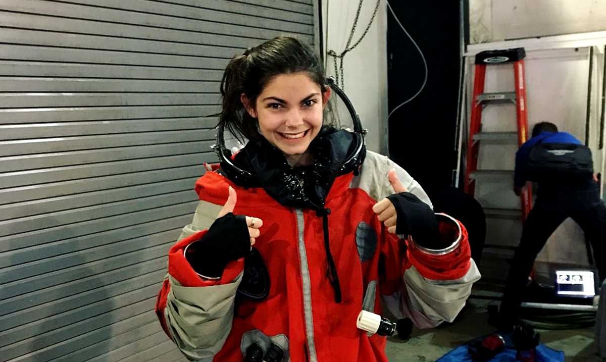 NASA is Preparing This 17-Year-Old to Be the First Person to Step Foot on Mars