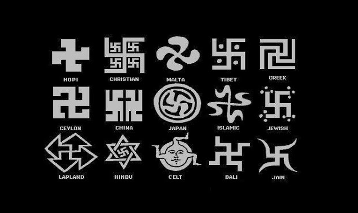 The Swastika's True Meaning and How The Symbol Was Hijacked By The Nazi's