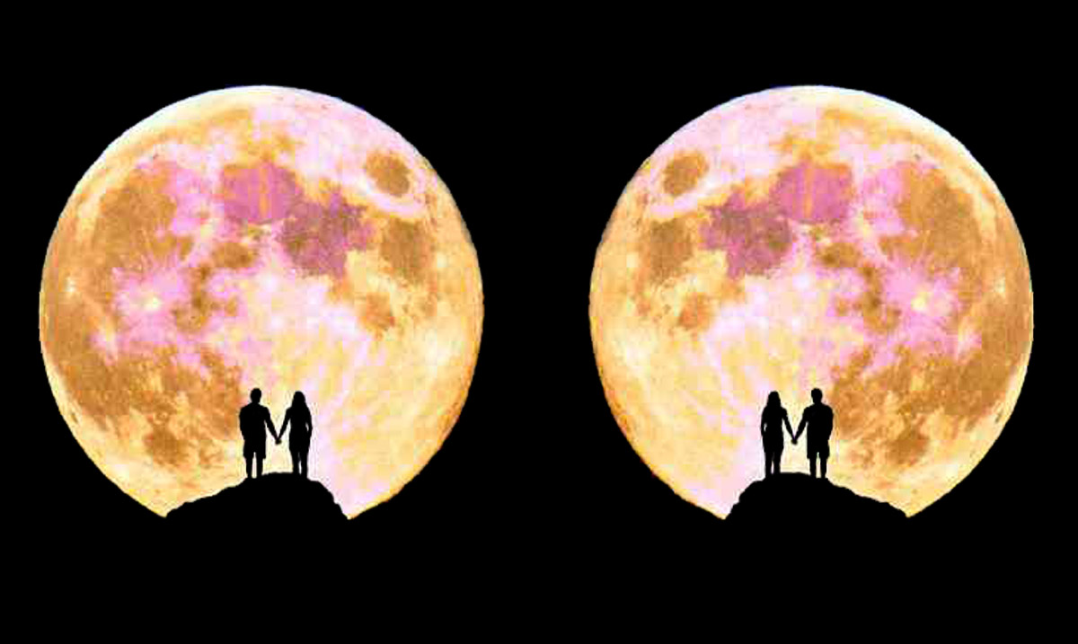 The Affect That The New Moon And Full Moon Have On Your Love Life Each Month