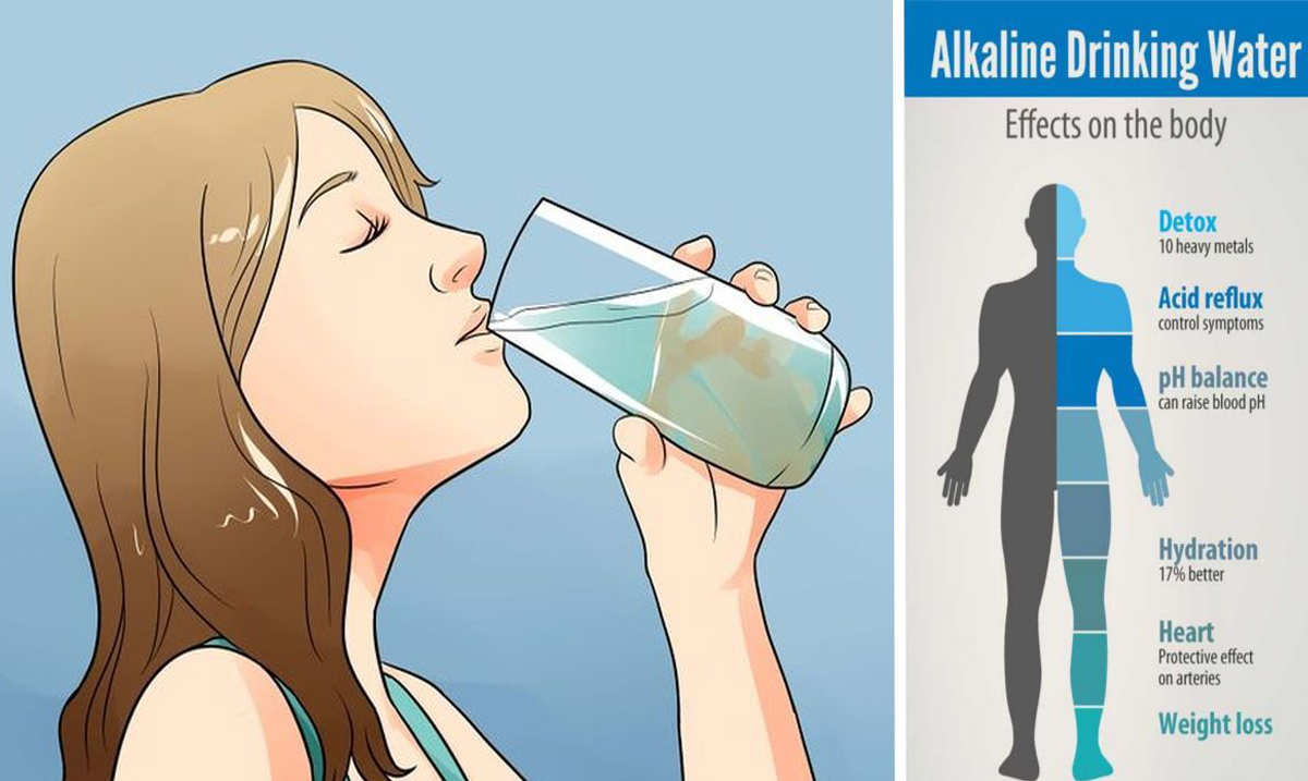 How to Make Alkaline Water to Detoxify Your Body, Fight Fatigue, And Destroy Cancer Cells