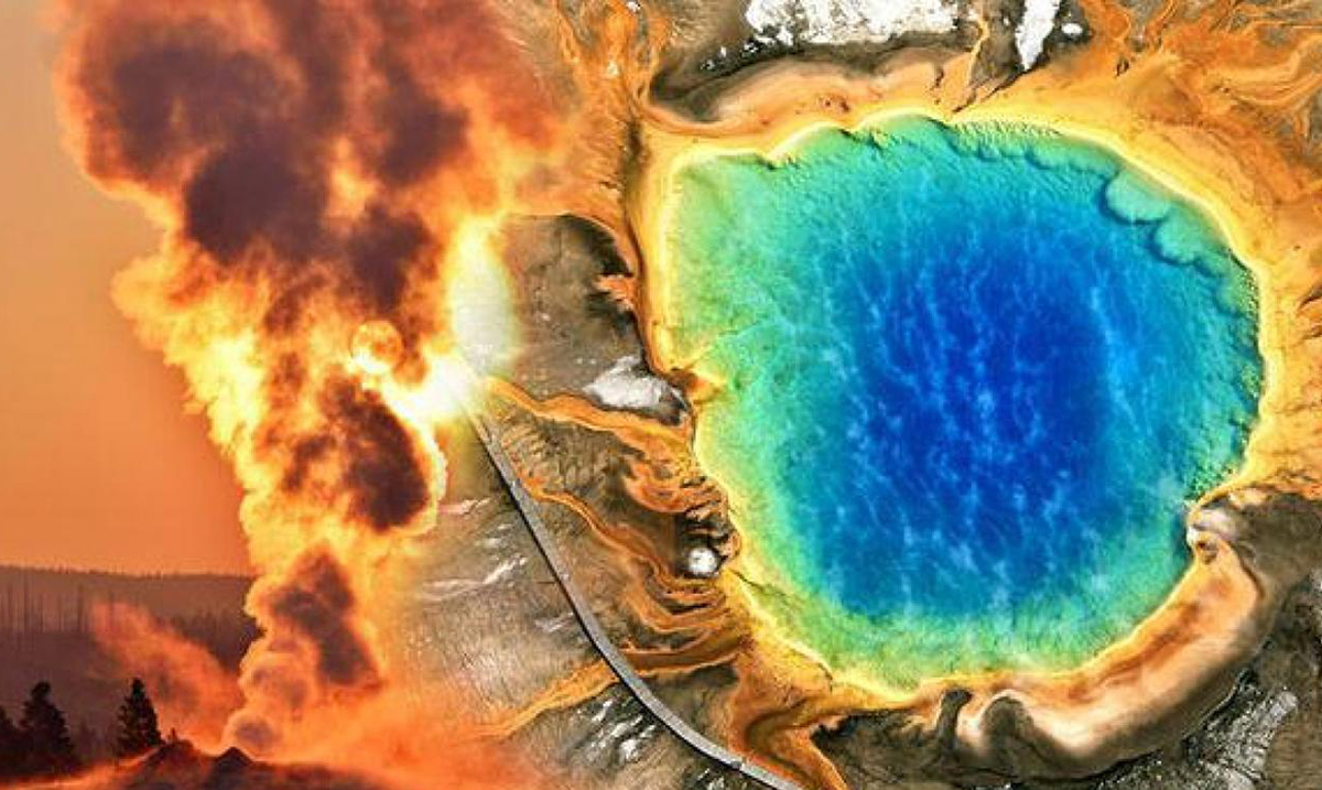State of Emergency Declared At Yellowstone As 100-Foot Fissure Causes Urgent Park Closure
