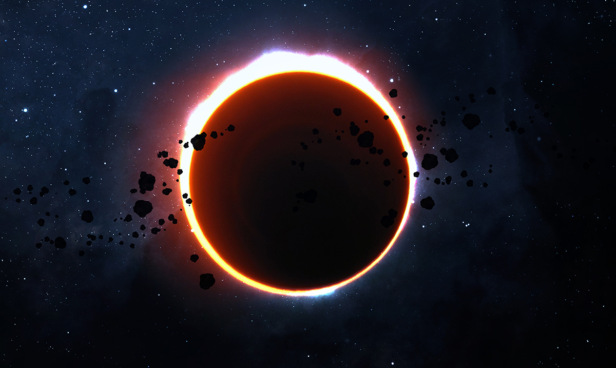 The Eclipse Gateway: The Power of This Month's Double Eclipse, and the Time In Between