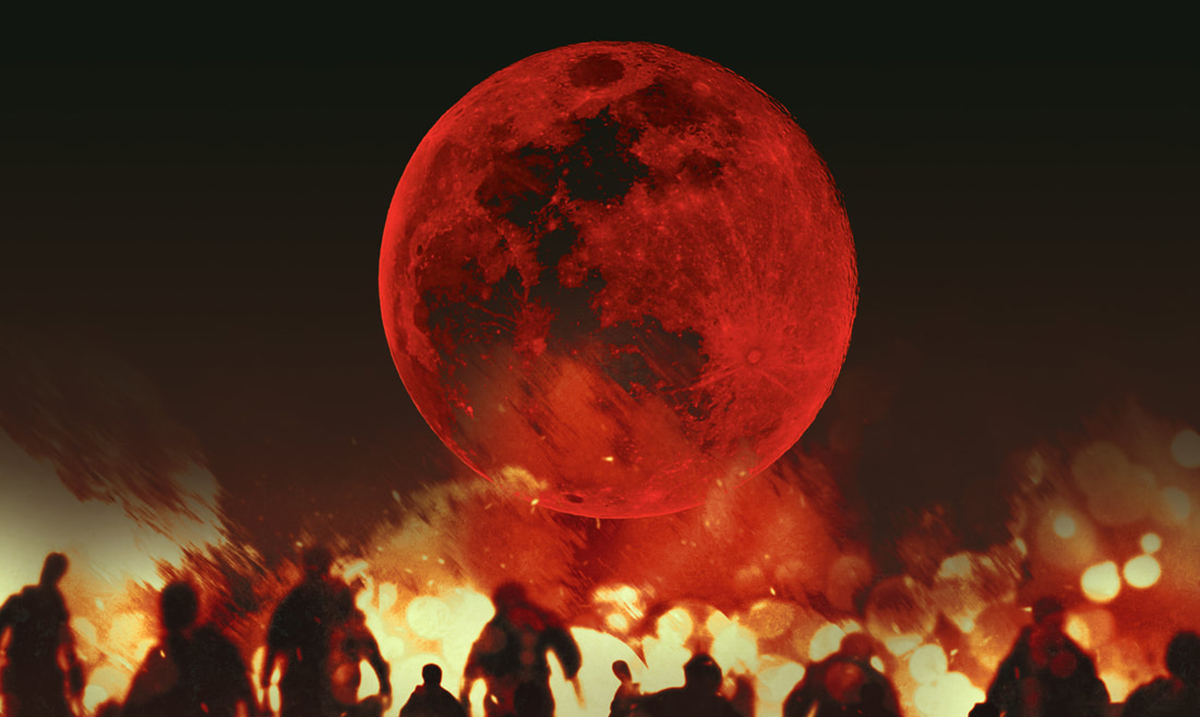 Blood Moon in Aquarius July 2018: This Lunar Eclipse Ritual Is Life-Changing