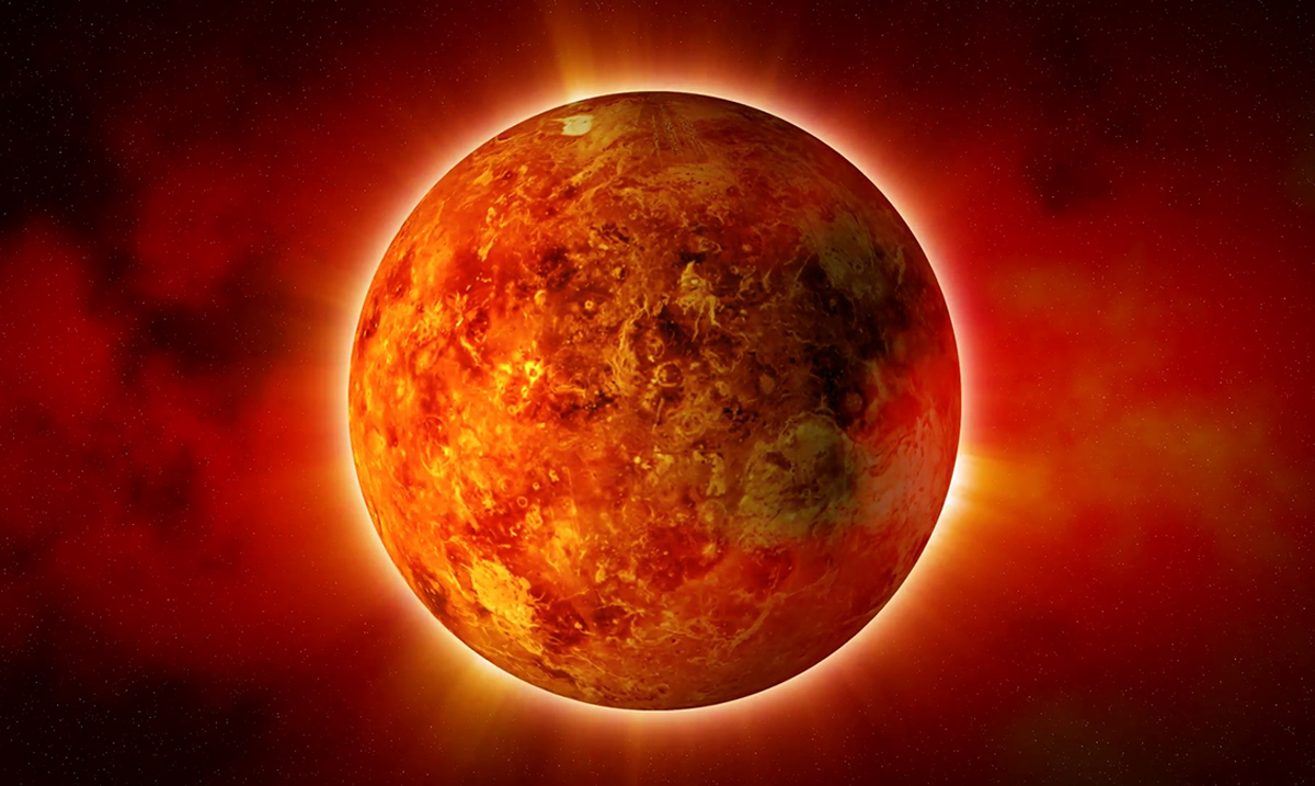 Eerie Phenomenon: Mars Will Line Up Directly Below the Upcoming Blood Moon On Friday