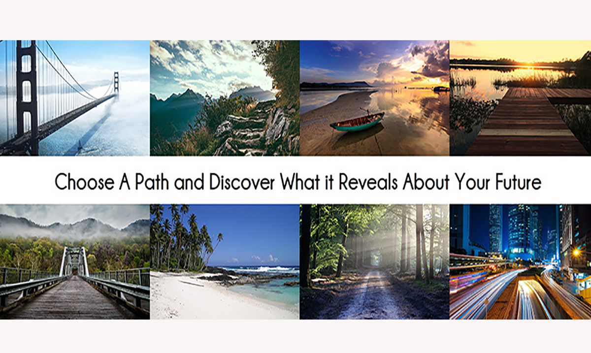 Choose A Path and Discover What it Reveals About Your Future