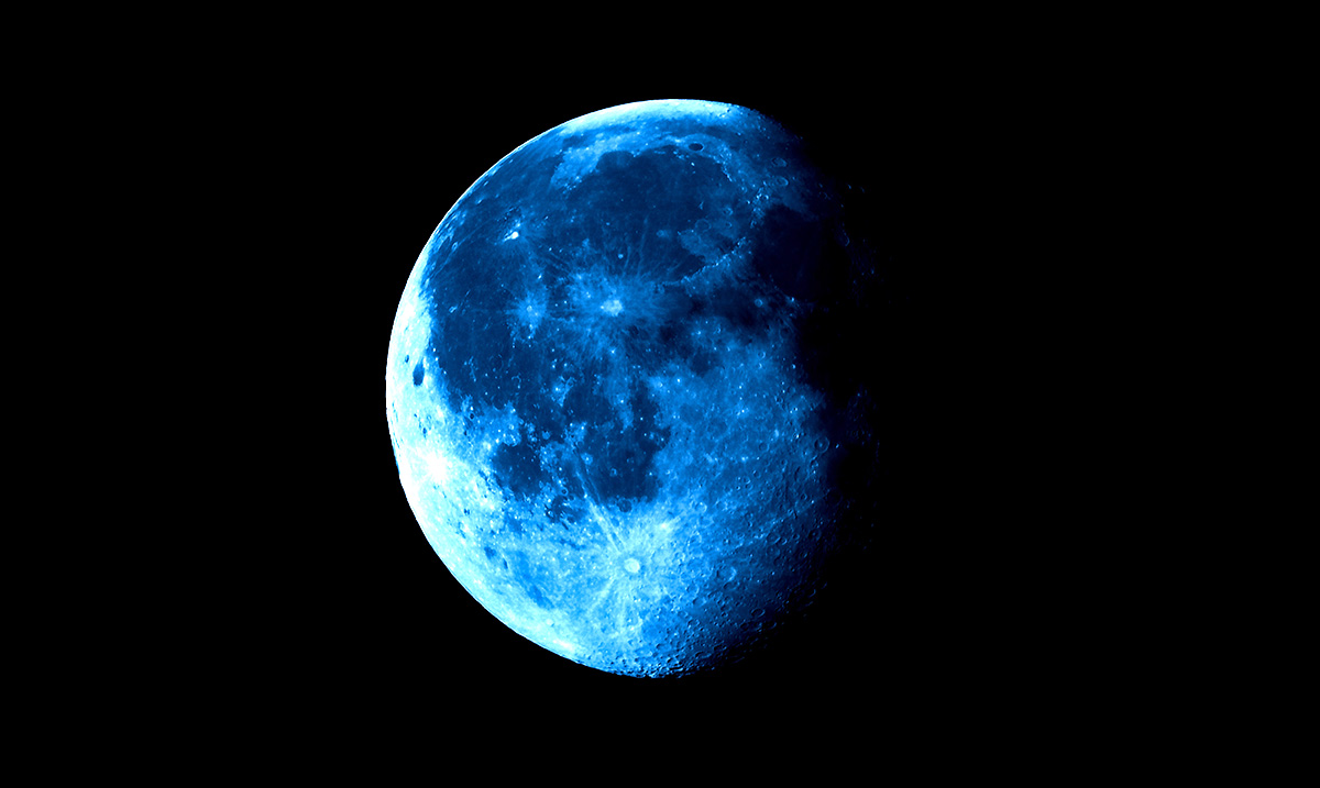 Take Advantage Of The Waning Moon By Ridding Your Life Of Toxic Negativity