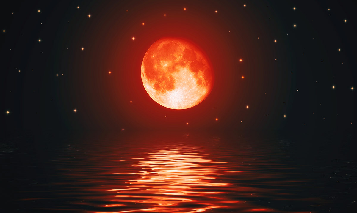How To Prepare For The Upcoming Energetic Shift Leading Up To The Lunar Eclipse