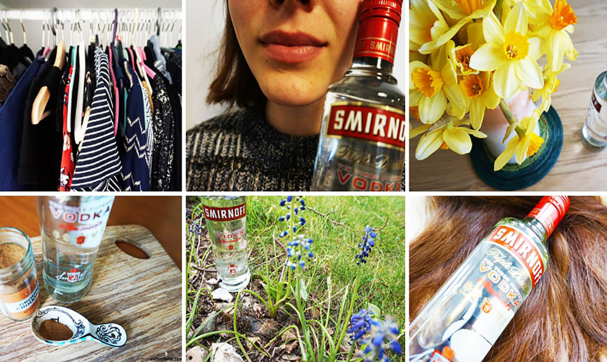 If You Have a Bottle of Vodka Lying Around, Here Are 12 Weird Ways You Can Use It