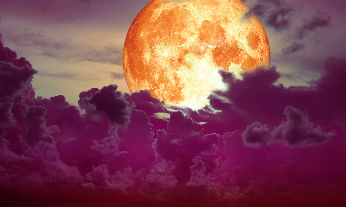 What The July Full Blood Moon Means For You According To Zodiac
