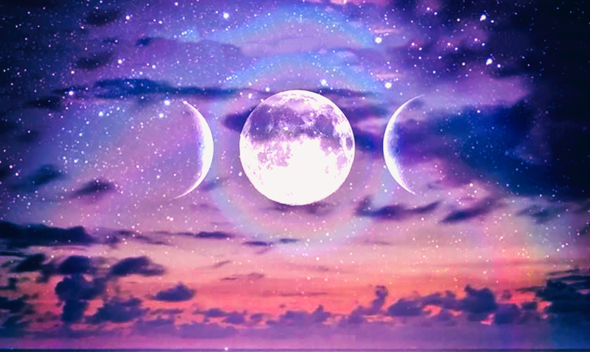 New Moon Ritual: Cleanse Your Karma and Allow Your True Self To Grow