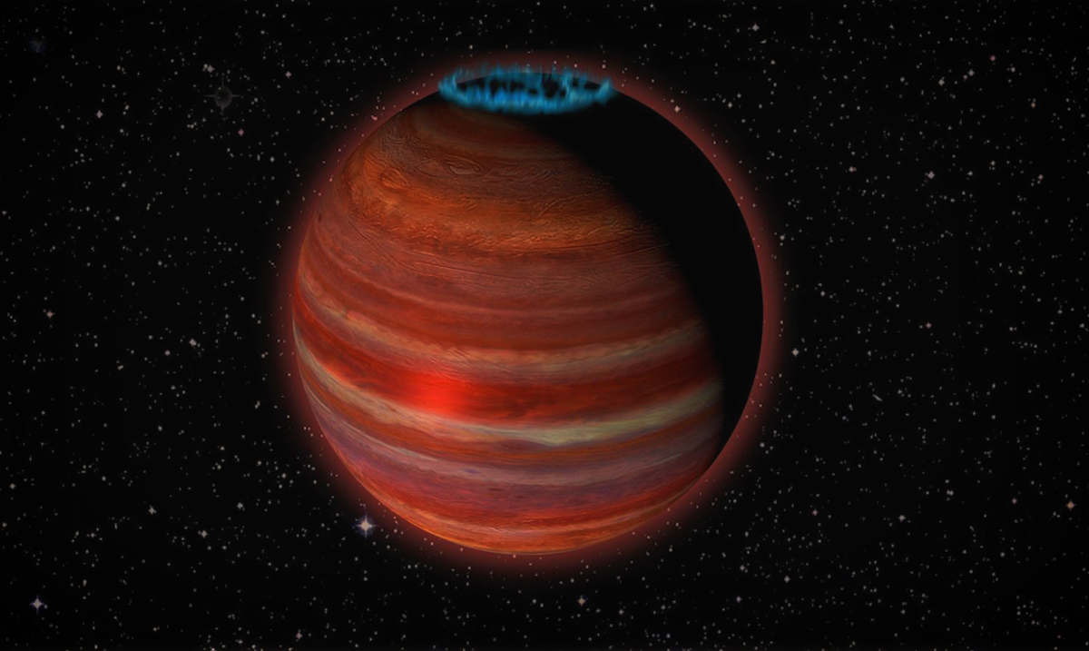 Massive Rogue Planet Discovered Just Outside of Our Solar System, And It Is 12X Larger than Jupiter