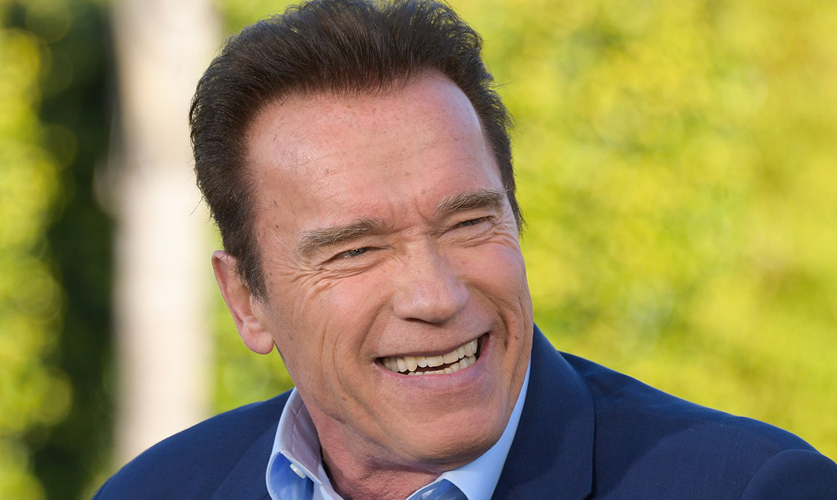 Arnold Schwarzenegger's Amazing Advice On Depression Went Viral and Everyone Needs to See It