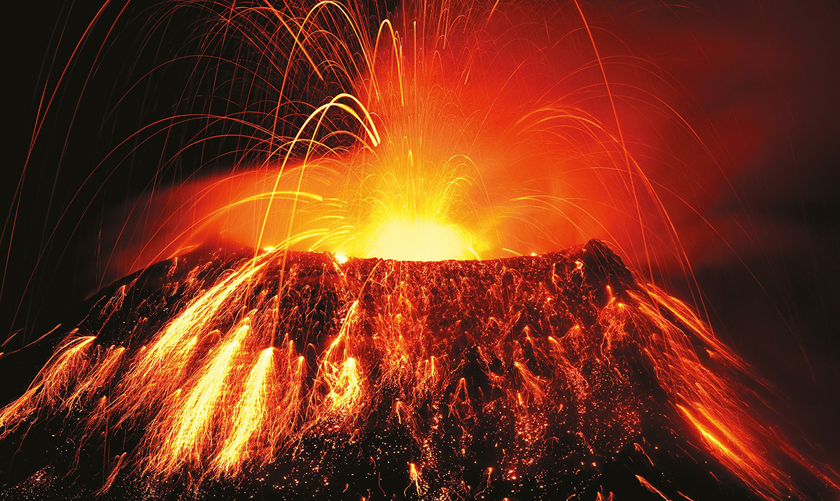 The Great Dying Finally Explained: Understanding How Volcanoes Wiped Out 90 Percent of Life