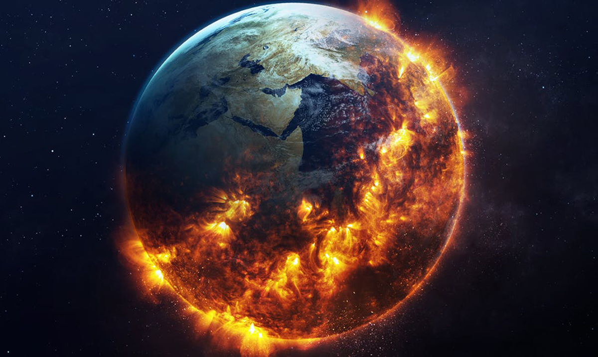 If You Think It's Hot Now, Researchers Say We Are Heading Towards An Unbearable 'Hothouse Earth'