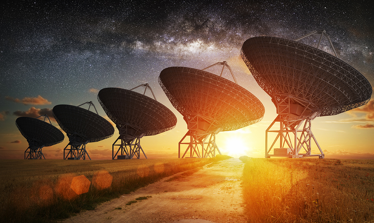 New Radio Telescope Manages To Record Strange Radio Frequencies Coming From Deep Space