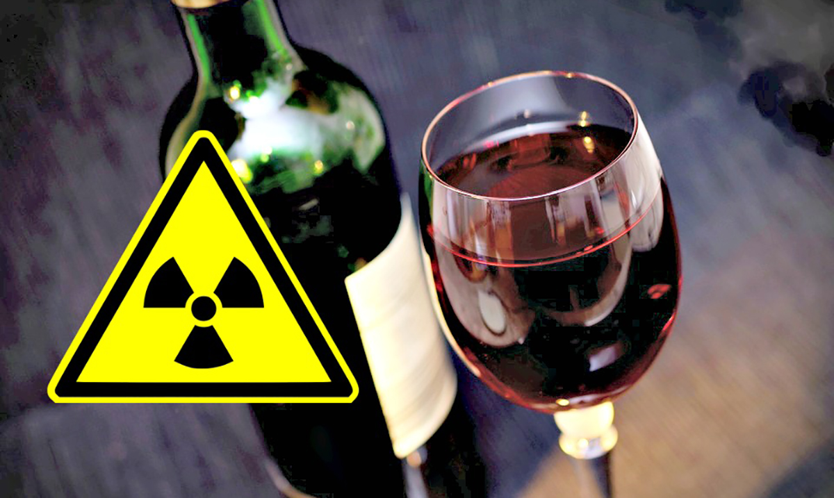 California Wine Found to Contain Traces of Radioactive Fukushima Particles