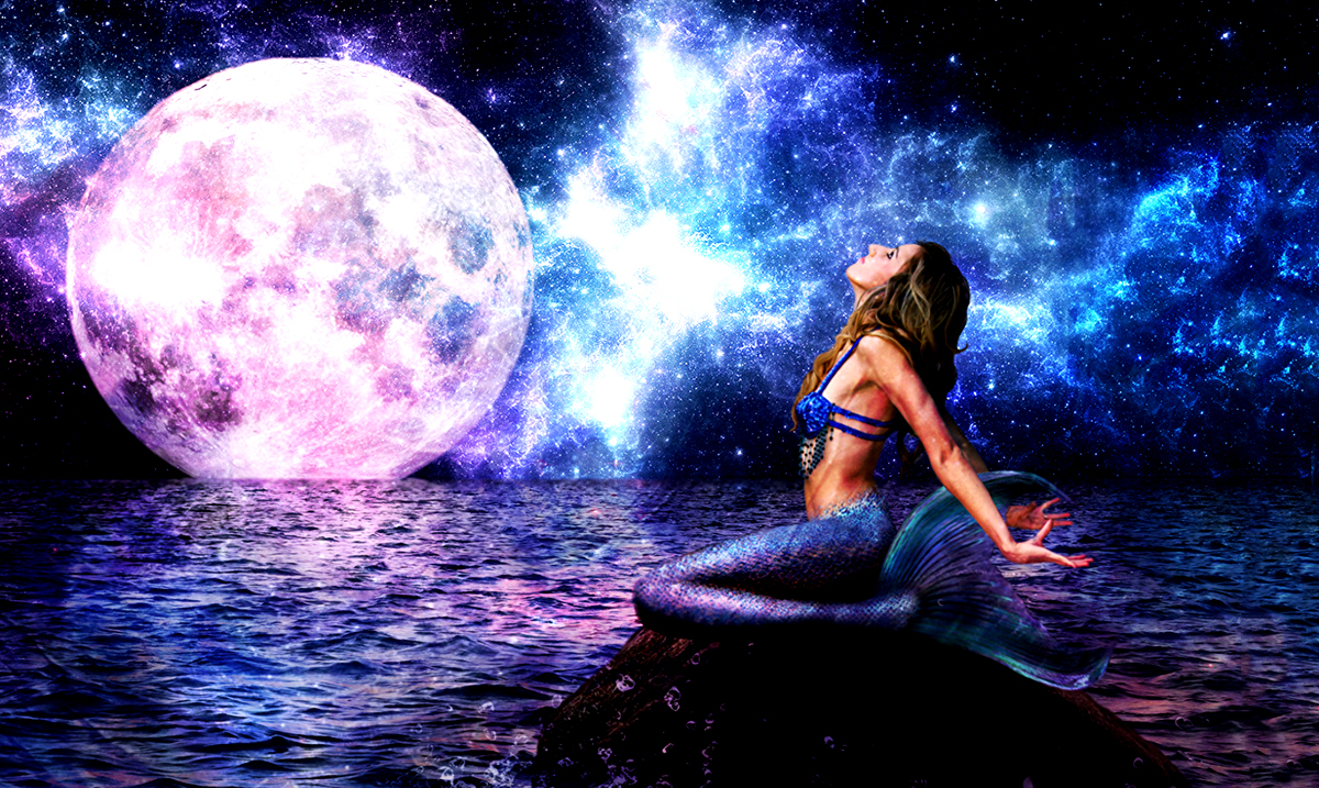 How Tonight's Angel Full Moon In Pisces Will Affect You, According to the Zodiac