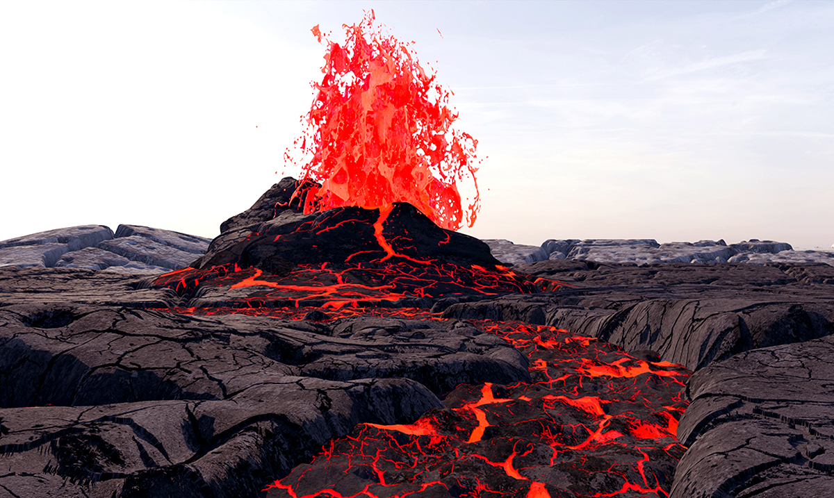 Supervolcanoes Mapped: These Are The World's Biggest Volcanoes That Could End Life As We Know It