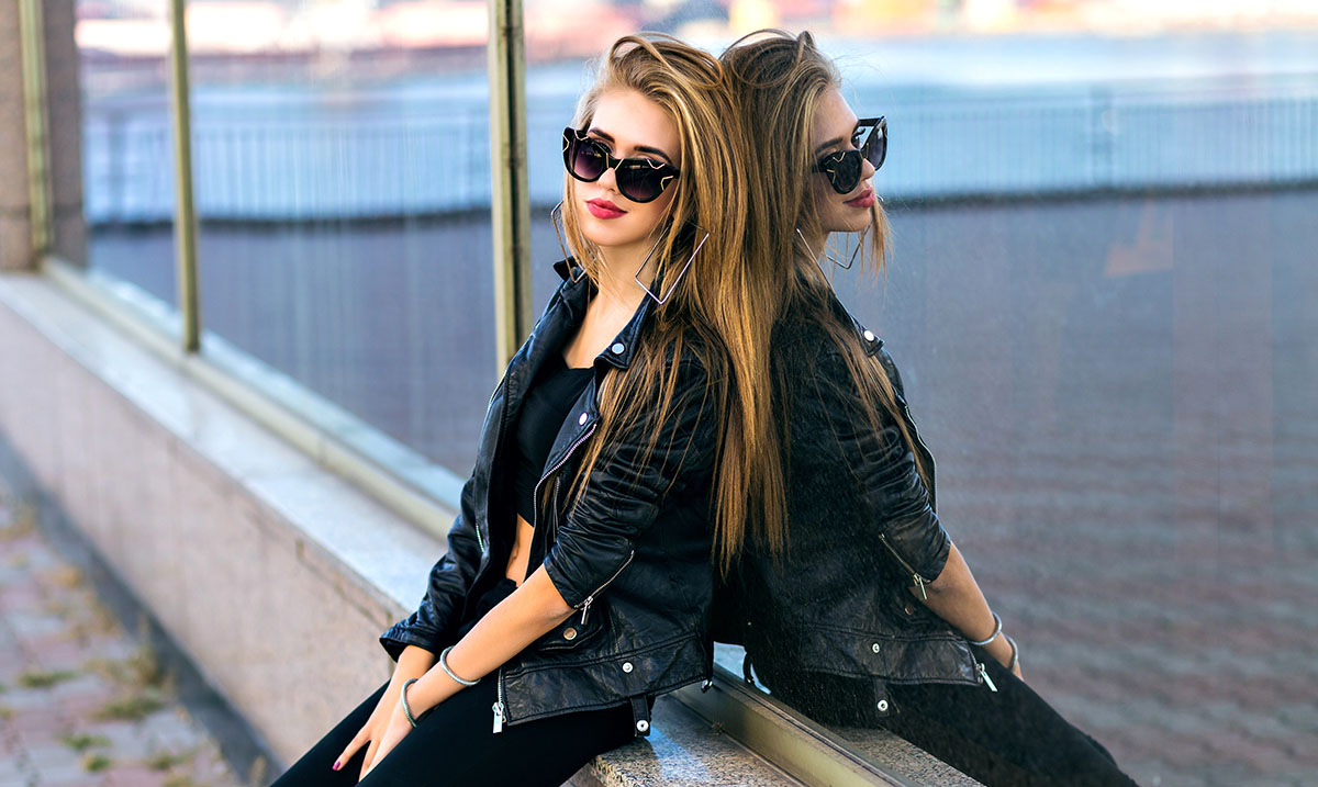 If You Love Wearing Only Black Clothing, It Says A Lot About Your Personality