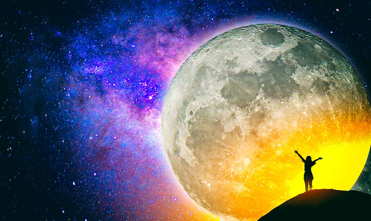 August 26th Full Moon In Pisces – A Beautiful Melody of Harmonic Energy
