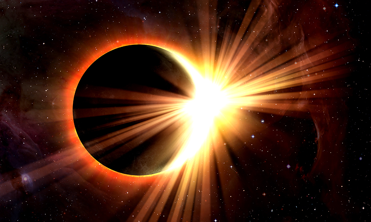 Chasing Your Dreams and Finding Motivation Through The Partial Solar Eclipse