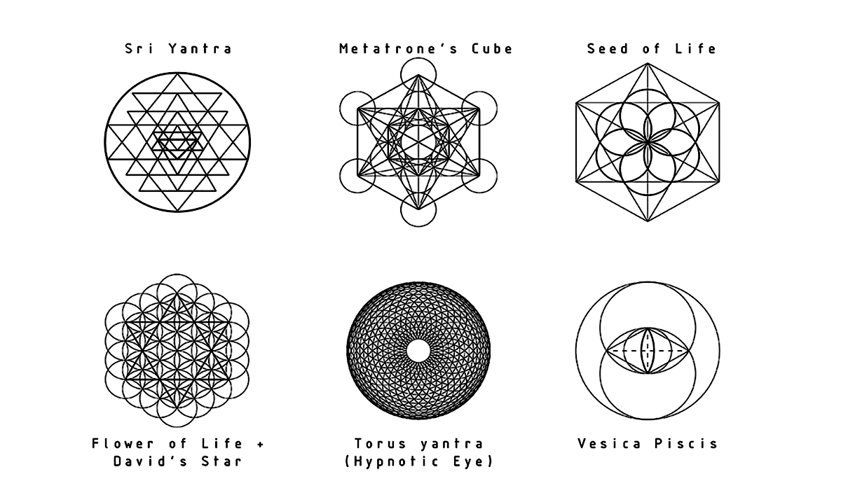 Choose A Shape To Discover The 'Shape Of Your Soul'