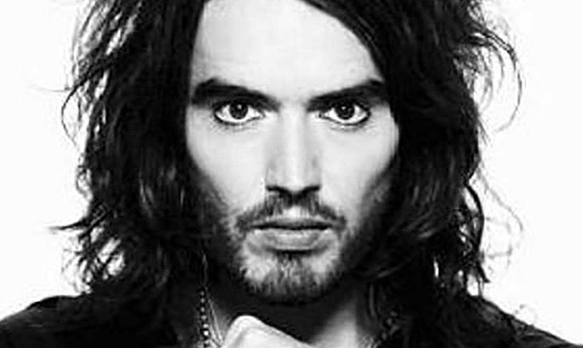 This Video Proves Just How Awakened Russell Brand Truly Is, We All Need To Get On His Level