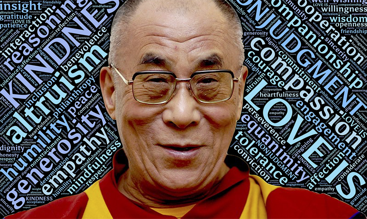 The Dalai Lama Completely Destroyed Terrorism With a Single Message
