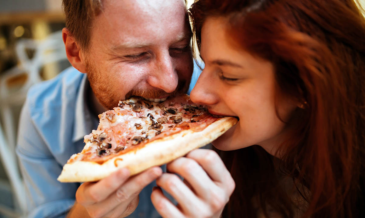Study Reveals that Being in a Relationship is Making You Gain Weight
