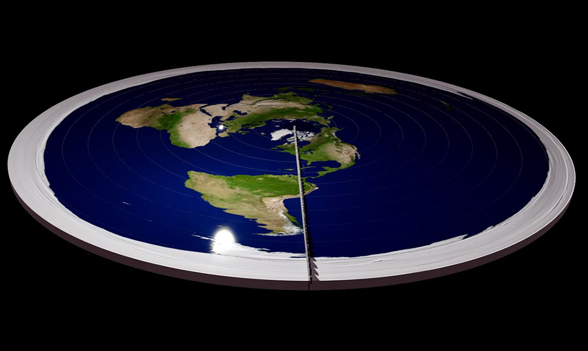 People Are Now Asking For a Show Where Flat Earthers Search For the Edge of the World