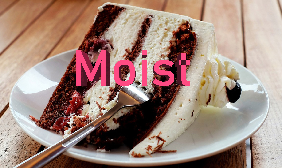 Why Moist Is The Worst Word Ever, Period!