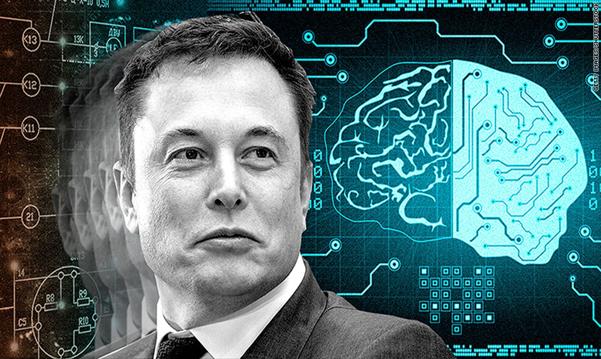 Connect Your Brain to a Computer With Elon Musk's Newest Invention