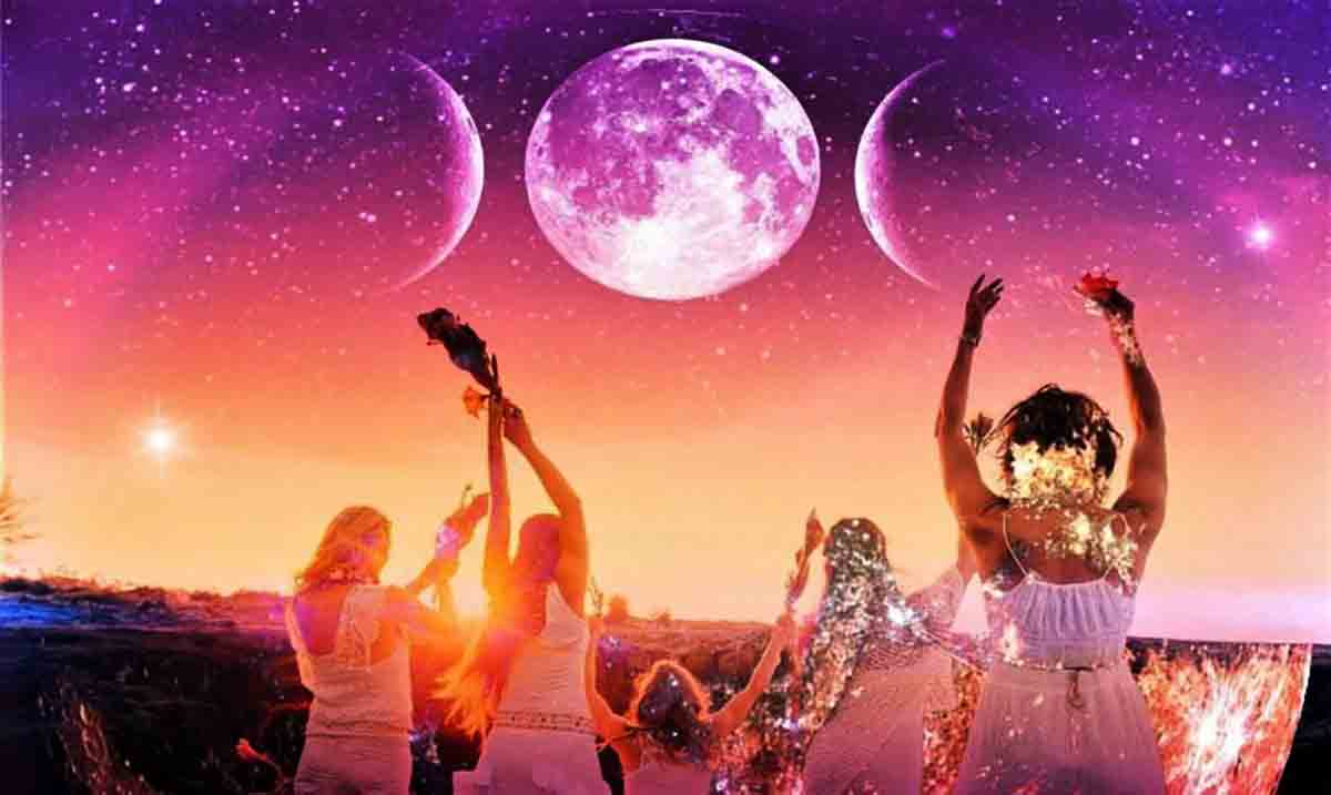 Virgo New Moon Magic: A Ritual For the Purification and Renewal of the Upcoming New Moon