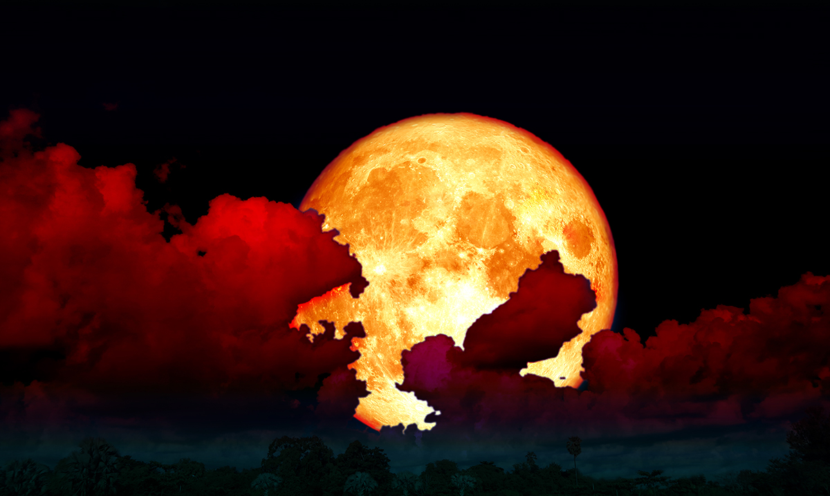 The Full Moon To Come Is Going To Push All Zodiac Signs Into Emotional Overdrive