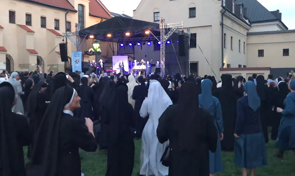 Viral Video of Nuns Dancing at a Rave Will Make Your Day
