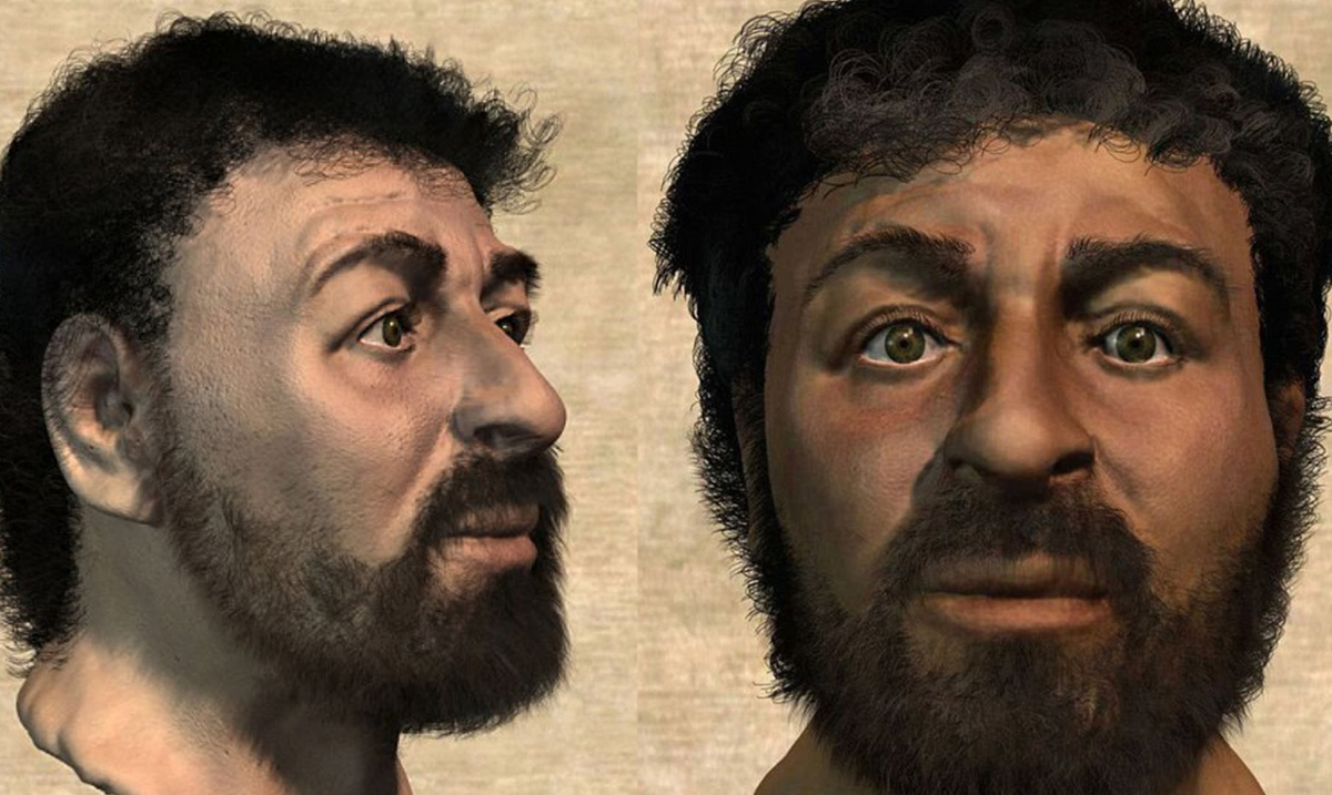 Is This The 'Real' Face of Jesus? Forensic Science Says He Looked Like This