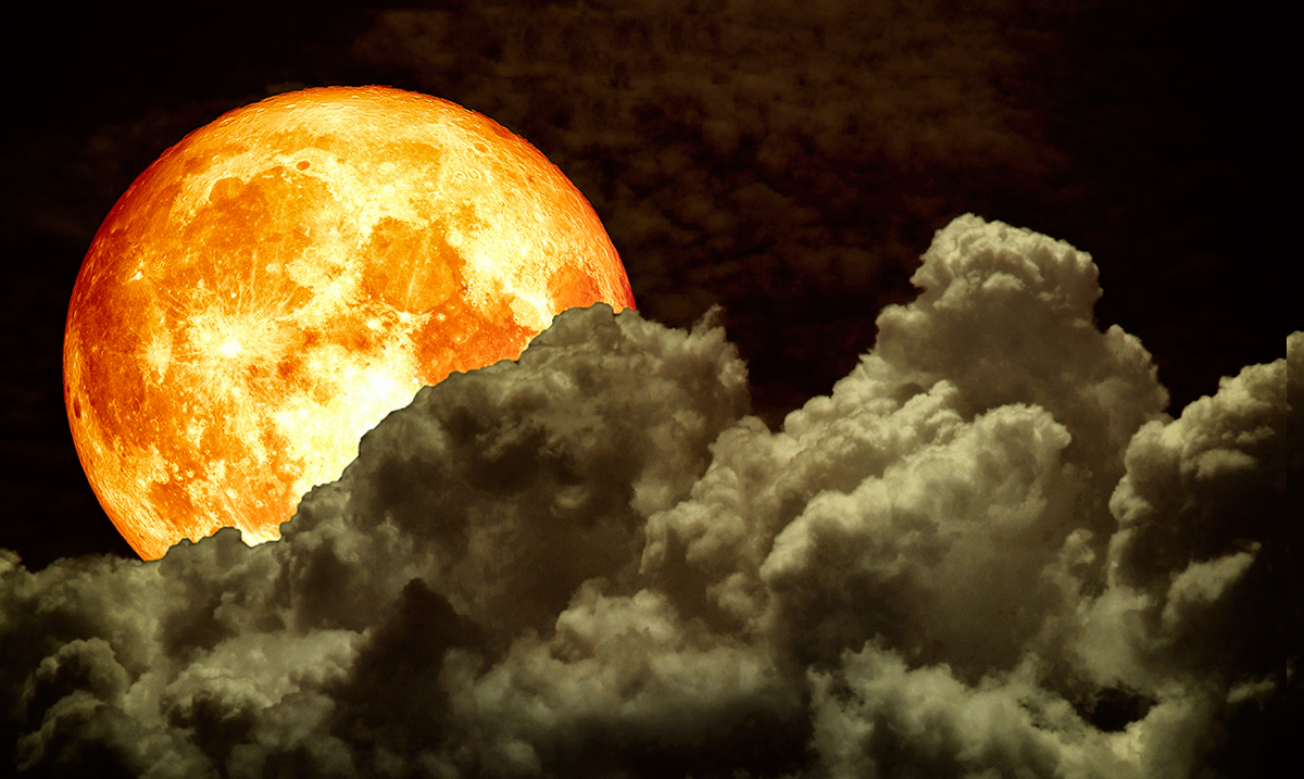 The Coming Harvest Moon Will Bring Out The Darkest Traits Of Each Zodiac Signs